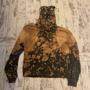 Urban Outfitters distressed destroyed hoodie